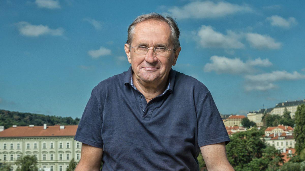 Profesor Bohumír Janský v médiích