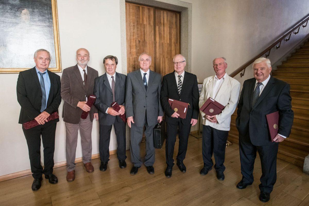 Vědecká rada Univerzity Karlovy ocenila tři geografy