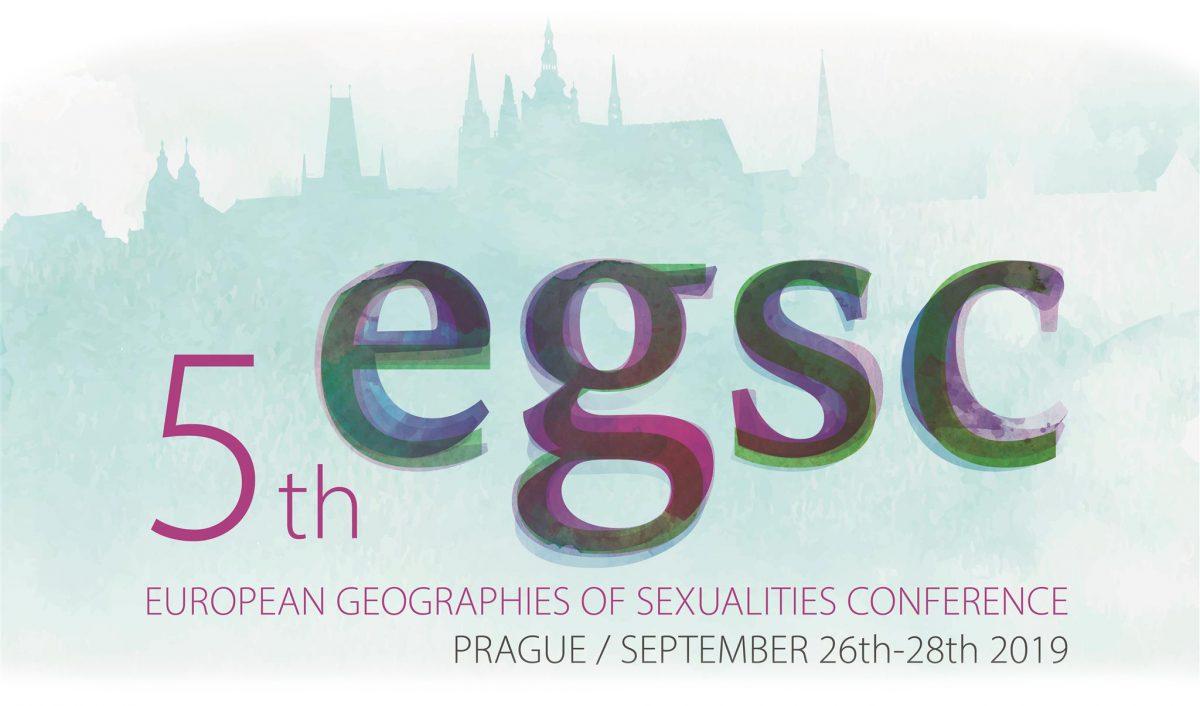 5. evropská konference geografie sexualit