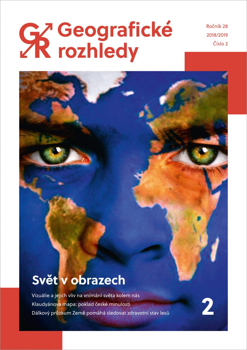 """Nové číslo Geografických rozhledů s tématem """"Svět v obrazech"""""""