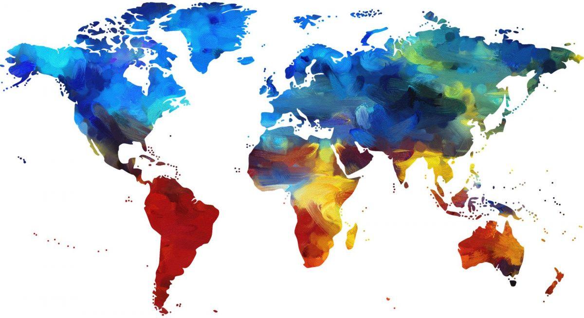 Soutěž O nejlepší mapu na geografické téma