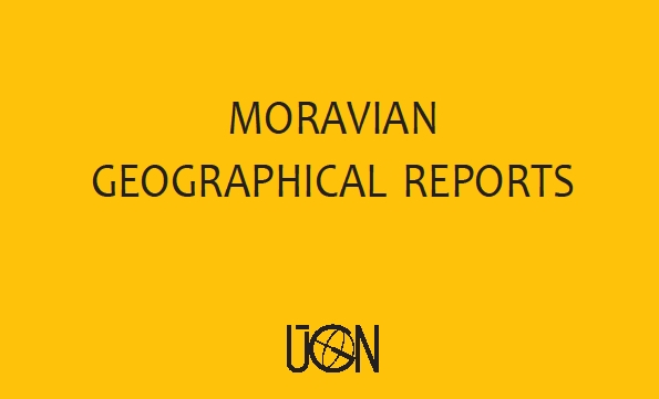 Call for papers – Moravian Geographical Reports