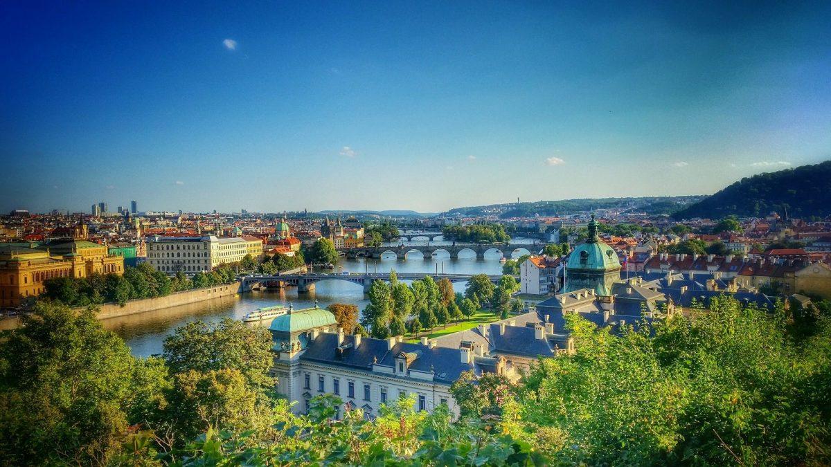 Diskuze o metropolitním plánu Prahy