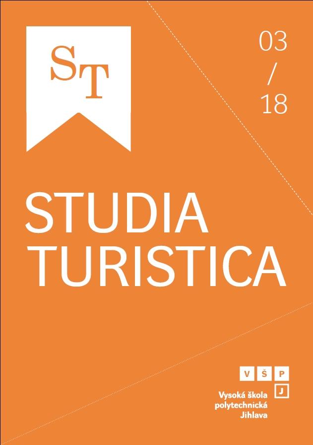 Vyšlo nové číslo časopisu Studia Turistica