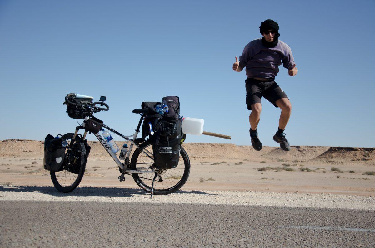 Afrikou na kole od severu k jihu – cestovatelská přednáška Tadeáše Šímy