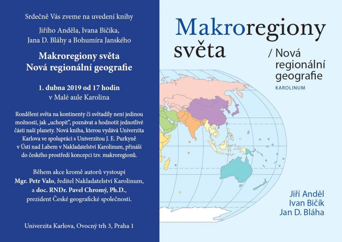 Makroregiony světa v médiích