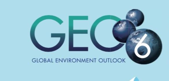 Globální přehled životního prostředí: Zdravá planeta jako předpoklad pro zdravý život lidí
