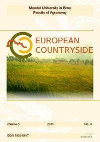 """Vyšlo speciální číslo časopisu European Countryside """"Smart European Village"""""""