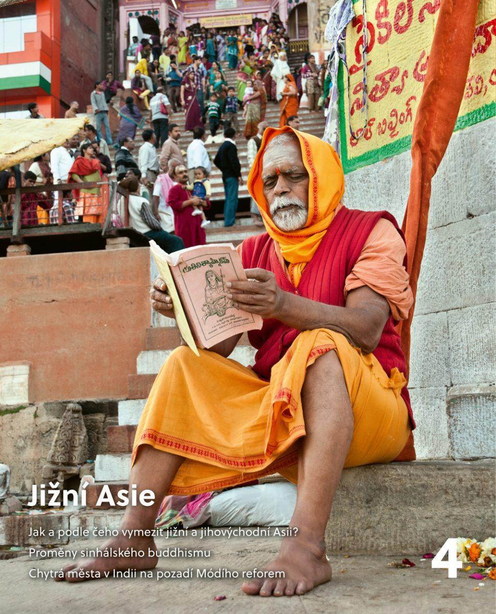 Vychází 4. číslo 28. ročníku Geografických rozhledů s tématem Jižní Asie