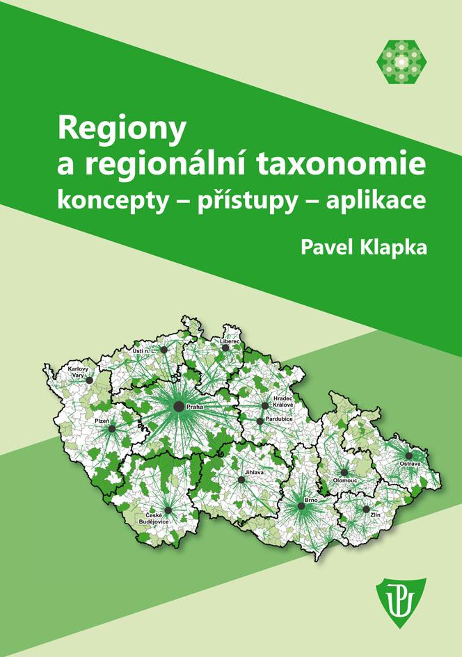 Regiony a regionální taxonomie – nová monografie z UP