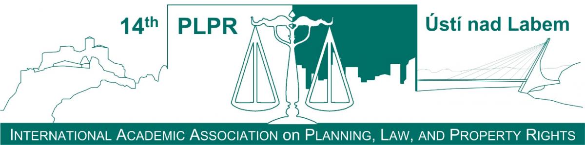 Mezinárodní konference Planning, Law, and Property Rights v Ústí nad Labem