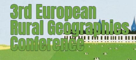 European Rural Geographies Conference v roce 2020 v nizozemském Groningenu