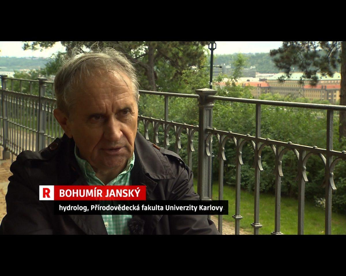 Prof. Janský v reportáži Vzpomínka na vodu