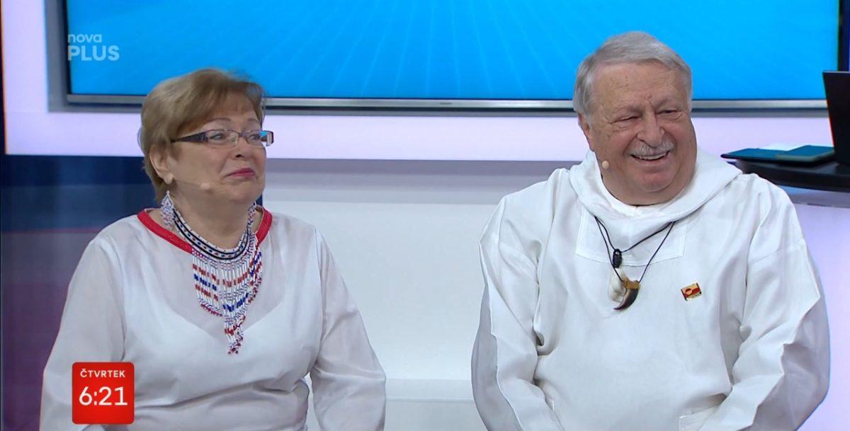 Manželé Klempířovi opět v pořadu Snídaně s Novou