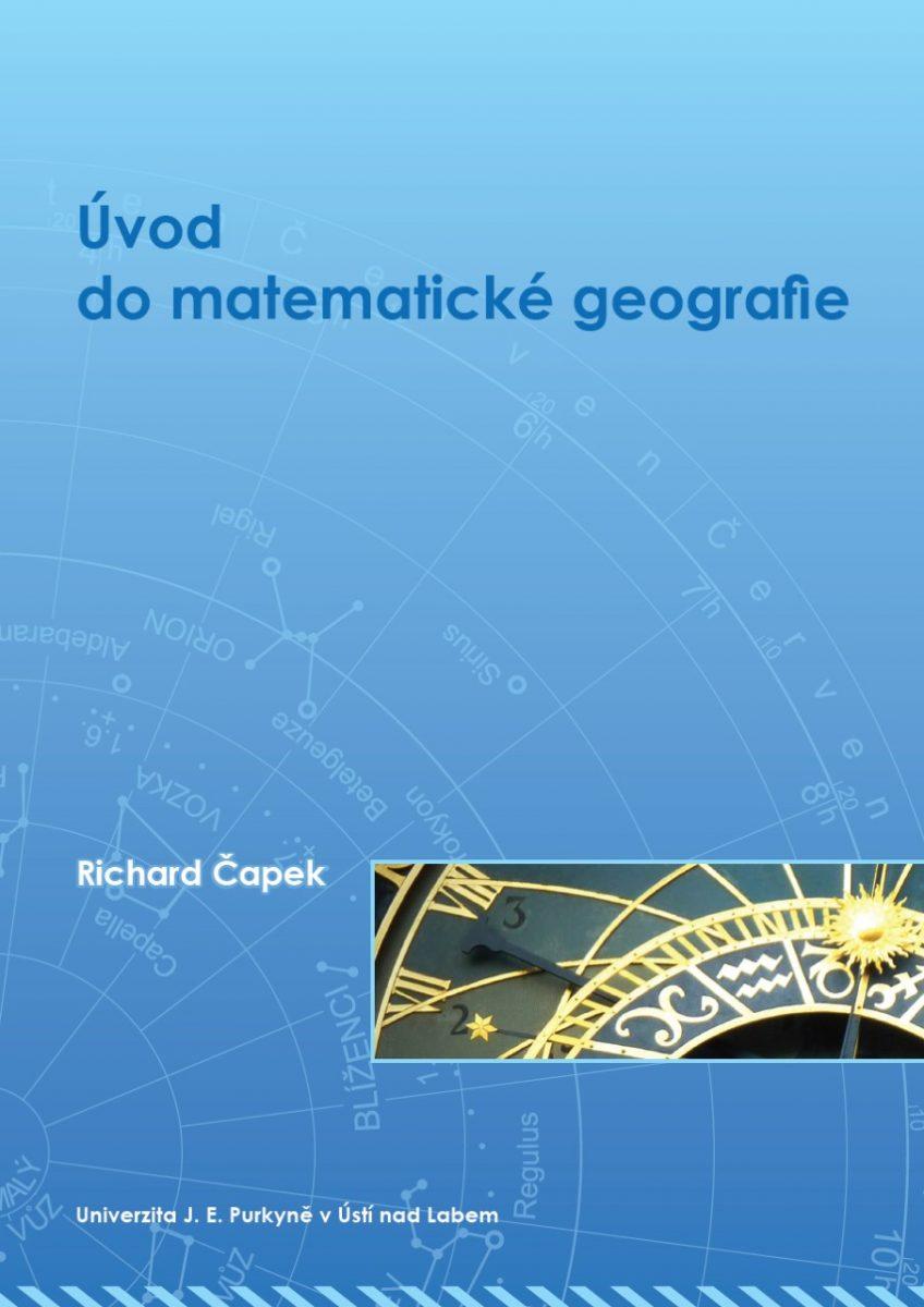 Publikace Úvod do matematické geografie