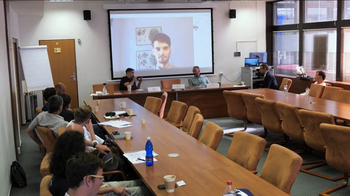 Geografie a média – panelová diskuse