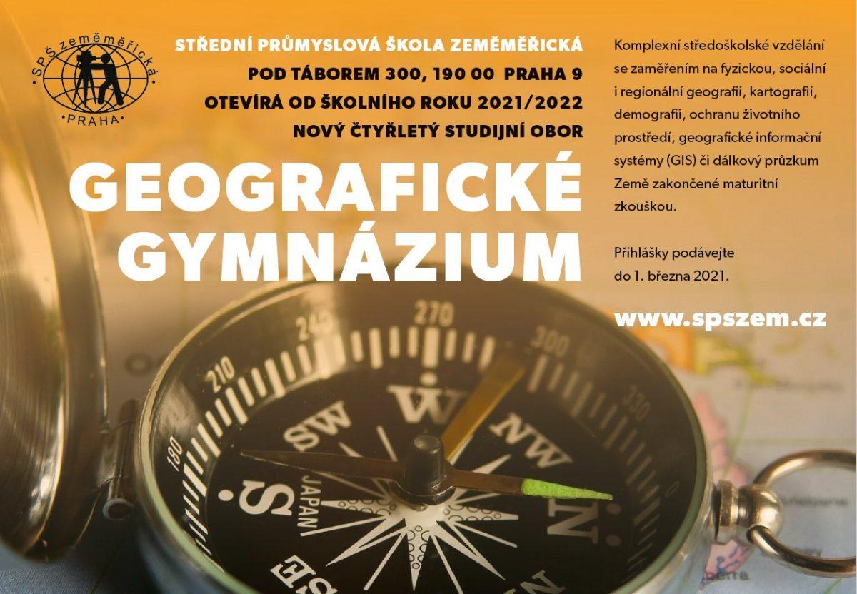 V Praze vzniká unikátní projekt geografického gymnázia