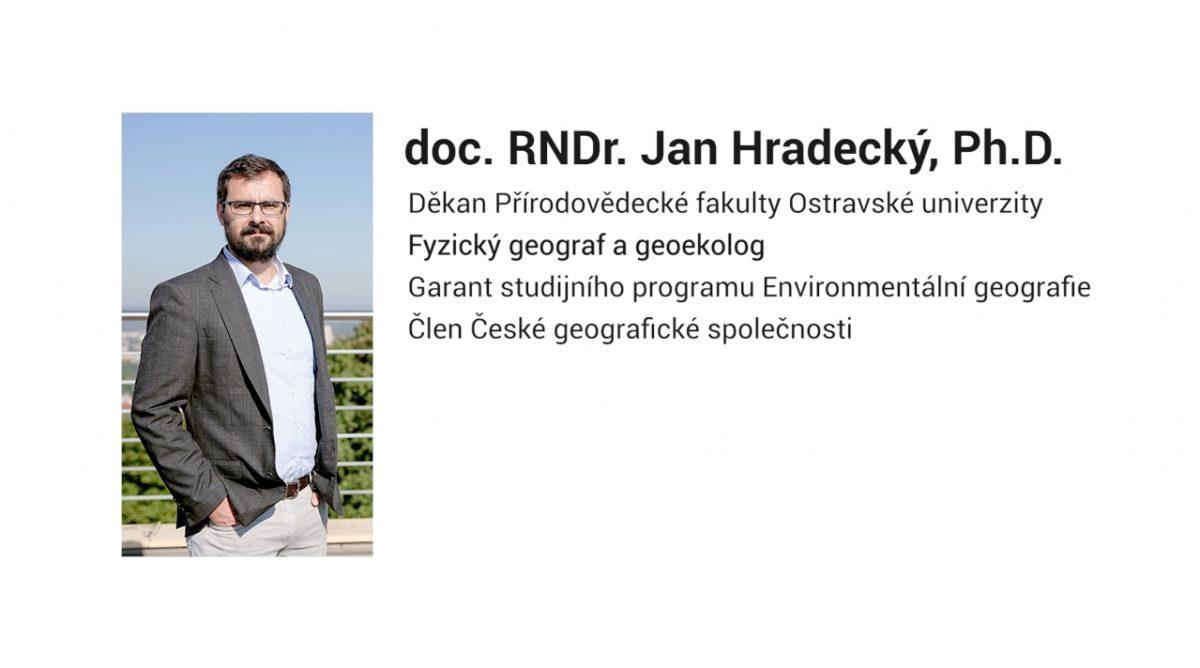 doc. RNDr. Jan Hradecký, Ph.D. – Proč bychom měli chránit říční krajinu? Co může odnést kanál D-O-L?
