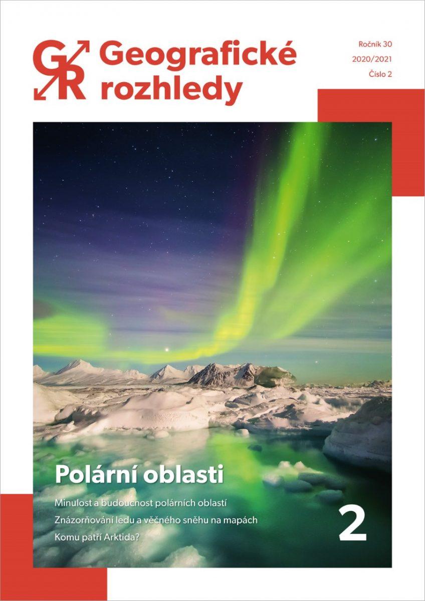 Právě vyšlo druhé číslo 30. ročníku Geografických rozhledů s tématem Polární oblasti
