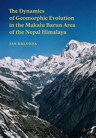 Nová publikace The Dynamics of Geomorphic Evolution in the Makalu Barun Area of the Nepal Himalaya
