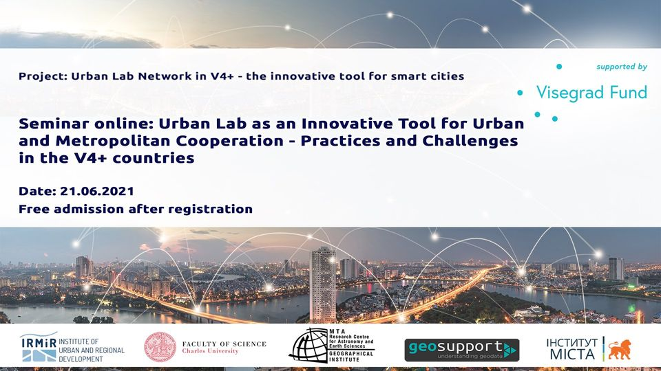 Urban Lab as an Innovative Tool for Urban and Metropolitan Cooperation