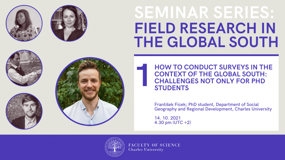 """Semináře """"Field Research in the Global South"""""""