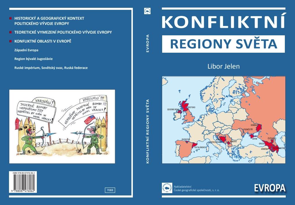 Konfliktní regiony světa – Evropa